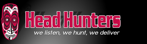 headhunters executive search solutions logo